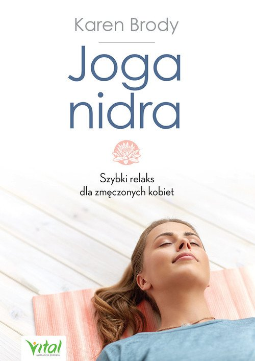Joga nidra - okładka książki