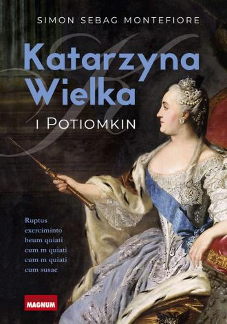 Katarzyna Wielka i Potiomkin - okładka książki