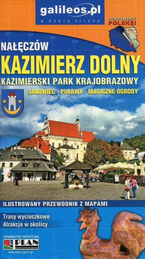 Kazimierz Dolny. Kazimierski Park - okładka książki