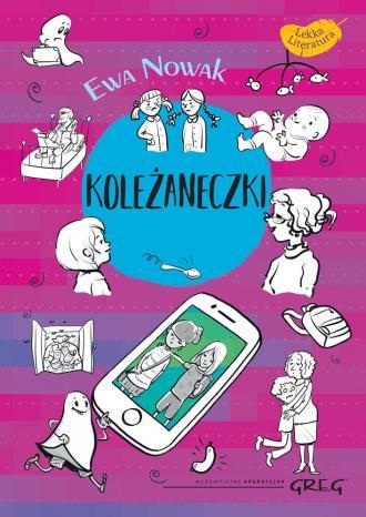 Koleżaneczki - okładka książki