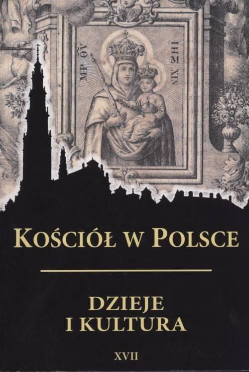 Kościół w Polsce. Dzieje i kultura. - okładka książki