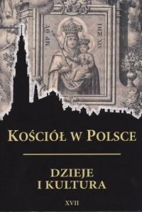 Kościół w Polsce. Dzieje i kultura. Tom 17 - okładka książki