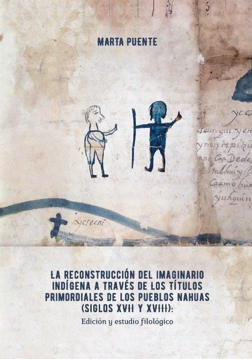 La reconstrucción del imaginario - okładka książki