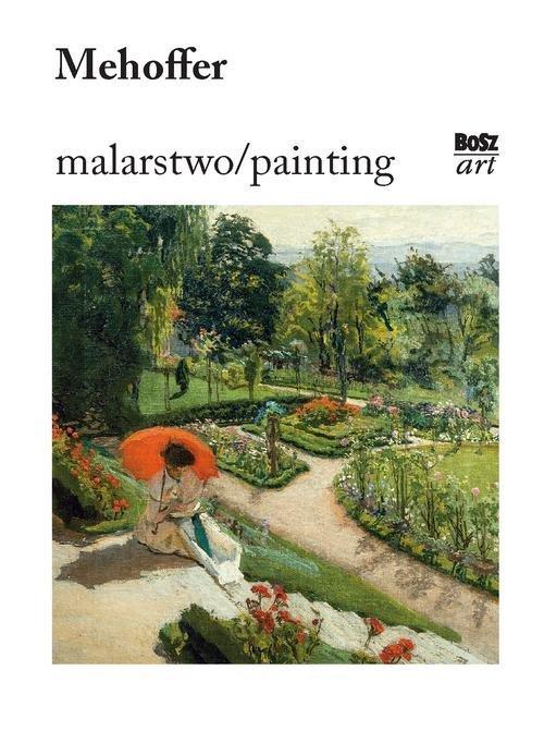 Mehoffer Malarstwo / Painting - okładka książki