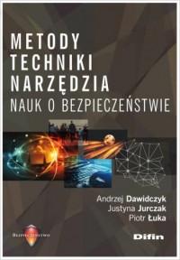 Metody techniki narzędzia nauk - okładka książki