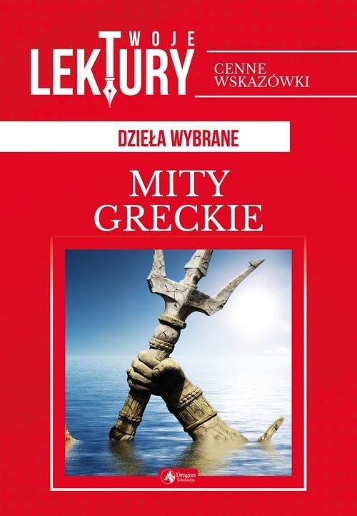 Mity greckie - okładka podręcznika