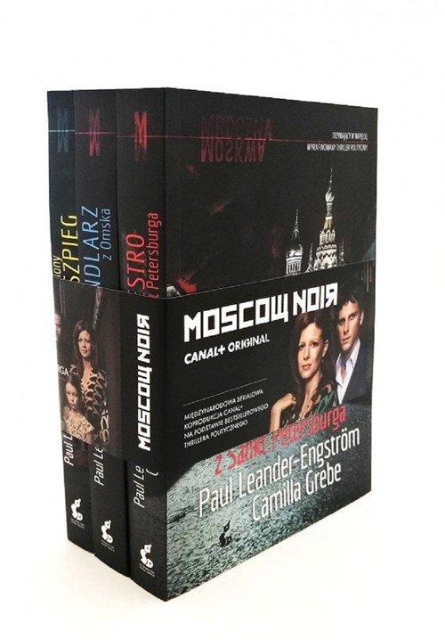 Mroczna Moskwa Trylogia. Maestro - okładka książki