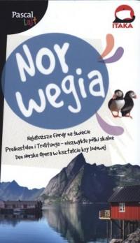 Norwegia Pascal Lajt - okładka książki