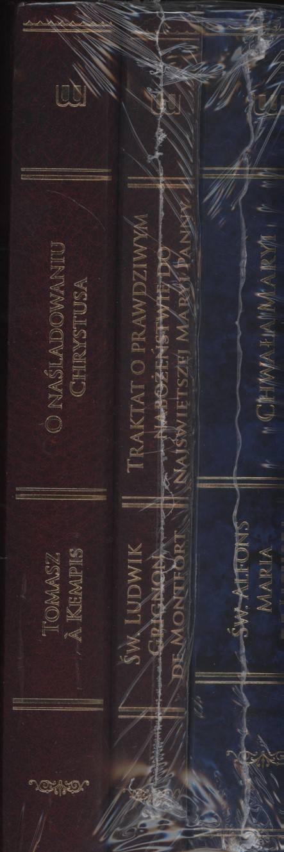 O naśladowaniu Chrystusa / Traktat - okładka książki