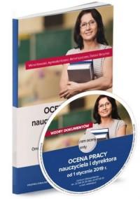 Ocena pracy nauczyciela i dyrektora od 1 stycznia 2019 r. - okładka książki