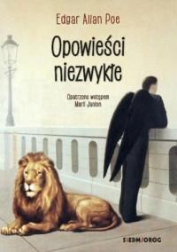 Opowieści niezwykłe - okładka książki