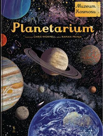 Planetarium - okładka książki