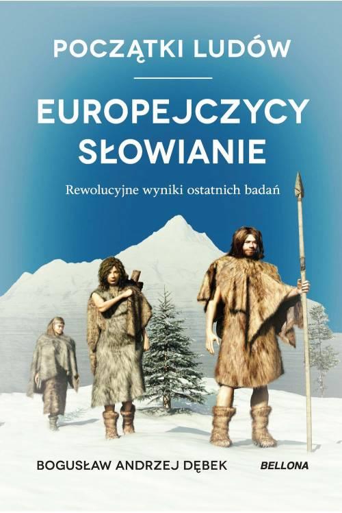 Początki ludów Europejczycy czyli - okładka książki