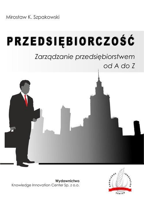 Przedsiębiorczość. Zarządzanie - okładka książki