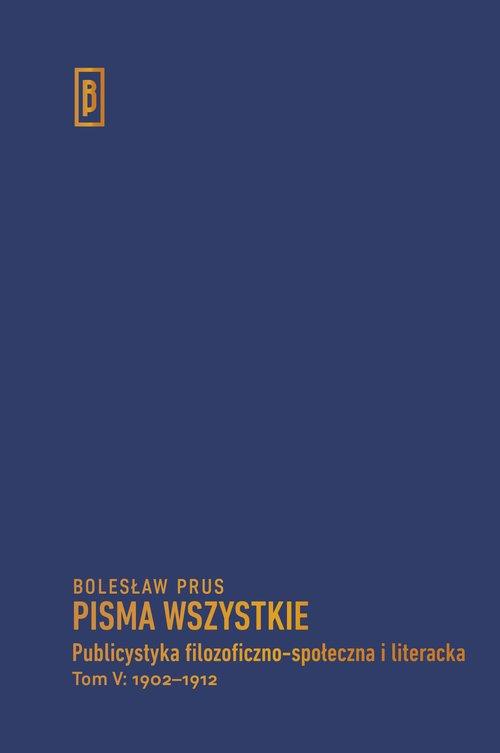 Publicystyka filozoficzno-społeczna - okładka książki