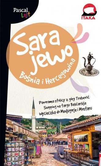 Sarajewo. Bośnia i Hercegowina - okładka książki