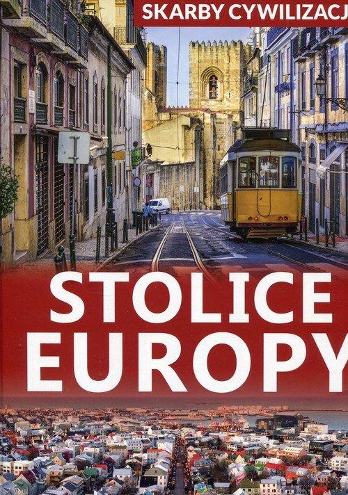 Skarby cywilizacji Stolice Europy - okładka książki