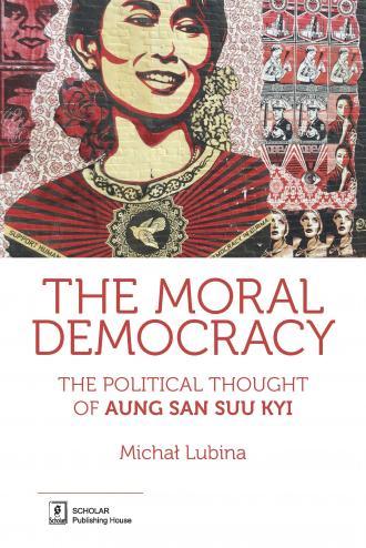 The Moral Democracy. The Political - okładka książki