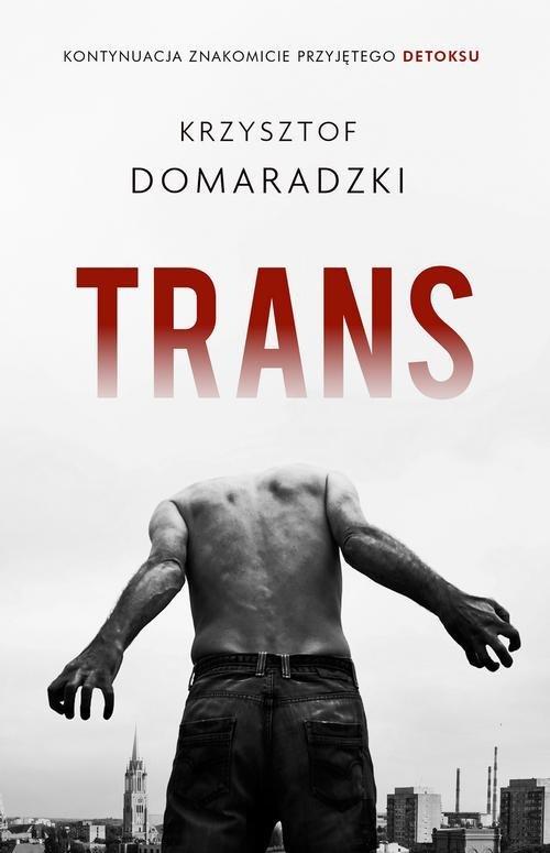 Trans - okładka książki