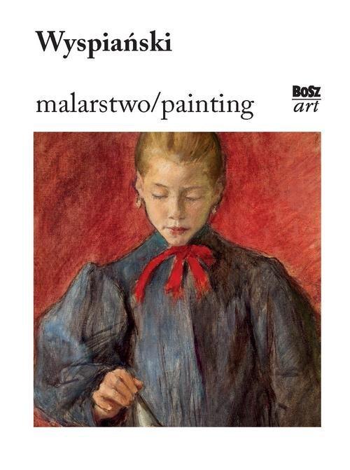 Wyspiański Malarstwo / Painting - okładka książki