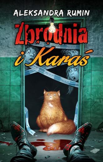 Zbrodnia i Karaś - okładka książki