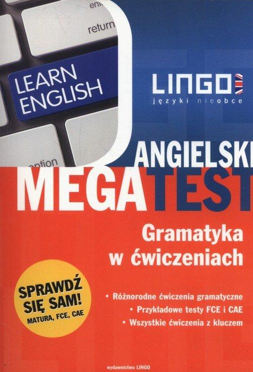 Angielski. Gramatyka w ćwiczeniach. - okładka podręcznika