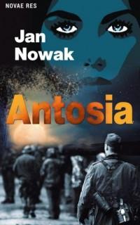Antosia - okładka książki
