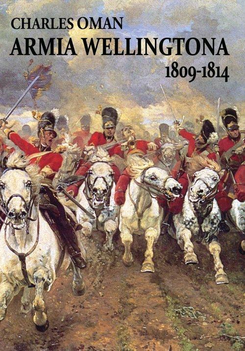 Armia Wellingtona 1809-1814 - okładka książki