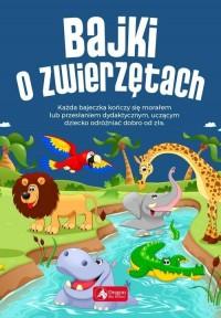 Bajki o dinozaurach - okładka książki