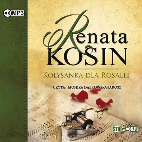 Kołysanka dla Rosalie (CD mp3) - pudełko audiobooku