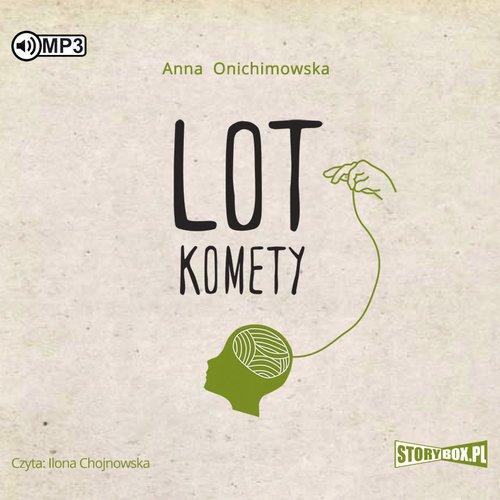Lot komety. Tom 2 (CD mp3) - pudełko audiobooku