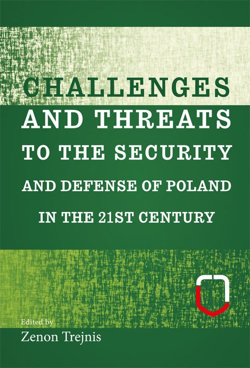 Challenges and threats to the security - okładka książki