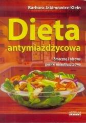 Dieta antymiażdżycowa - okładka książki