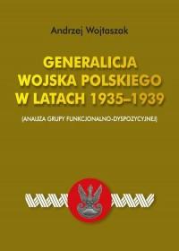 Generalicja Wojska Polskiego w - okładka książki