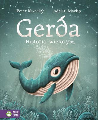 Gerda. Historia wieloryba - okładka książki