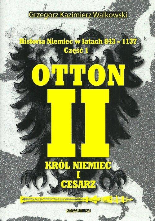 Historia Niemiec w latach 843-1137 - okładka książki