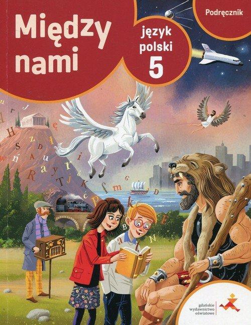 Język Polski. Klasa 5. Szkoła podstawowa. - okładka podręcznika