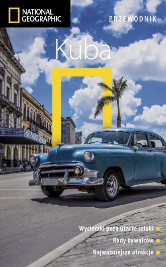 Kuba. Przewodnik National Geographic - okładka książki