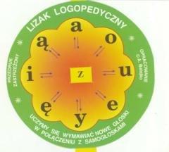 Lizak logopedyczny - zdjęcie zabawki, gry