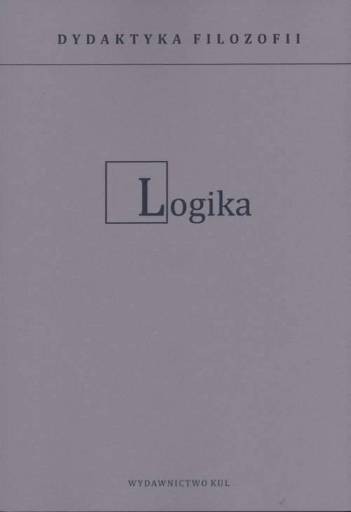 Logika cz. 1-2. Seria: Dydaktyka - okładka książki