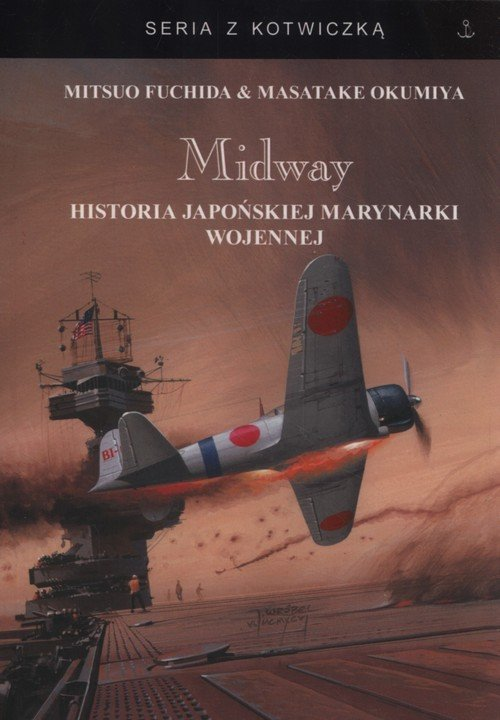Midway. Historia japońskiej marynarki - okładka książki