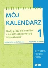 Mój kalendarz cz. 1 - okładka podręcznika