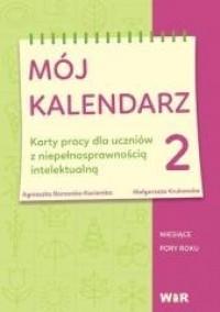 Mój kalendarz cz. 2 - okładka podręcznika