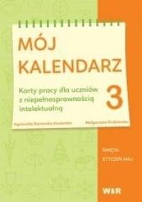 Mój kalendarz cz. 3 - okładka podręcznika