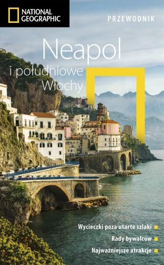 Neapol i południowe Włochy. Przewodnik - okładka książki