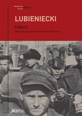 Odwet. Polski chłopak przeciwko - okładka książki