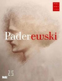 Paderewski - okładka książki