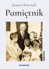 Pamiętnik - okładka książki