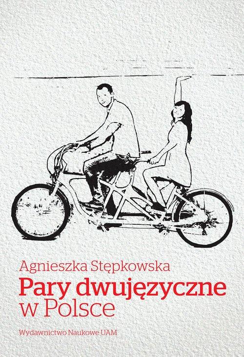 Pary dwujęzyczne w Polsce - okładka książki