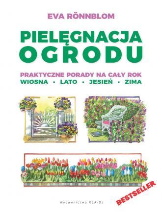 Pielęgnacja ogrodu - okładka książki